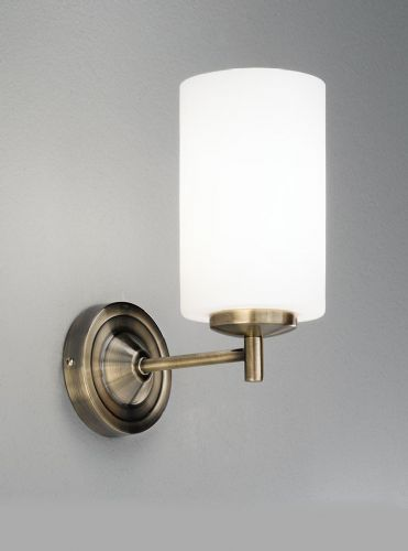 Franklite FL2253/1 Bronze Wall Light